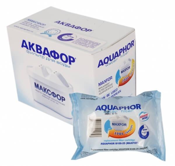 Картридж сменный Аквафор Максфор (В100-25)