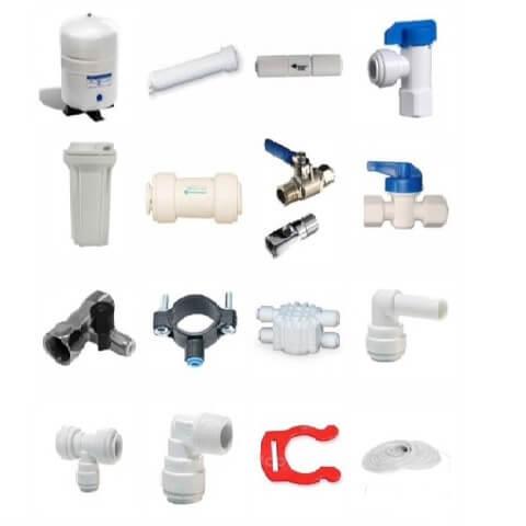 комплектующие для фильтров воды АкваФормула