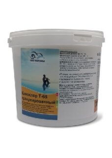 Кемохлор Т-65 гранулированный 5кг