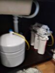 Установка фильтра обратного осмоса Атолл A550 STD