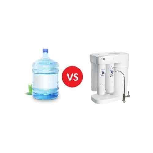 Бутилированная вода или фильтр