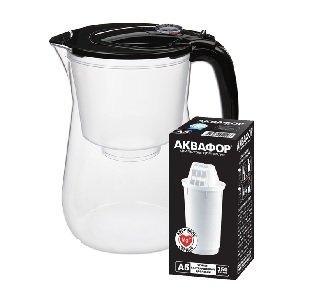 Кувшин Аквафор с модулем А5 - неплохой вариант для приготовления кофе
